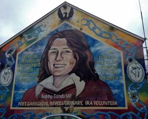 Bobby's smile. Belfast, 12/12/13