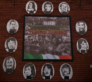 Hunger Strike Mural