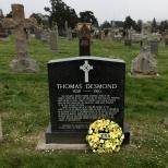 Thomas Desmond grave